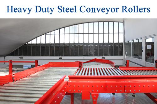 Heavy Duty Steel Conveyor Rollers