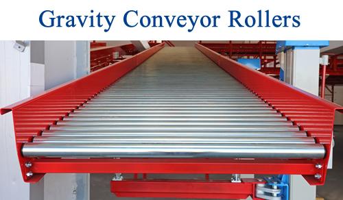 Gravity Conveyor Rollers