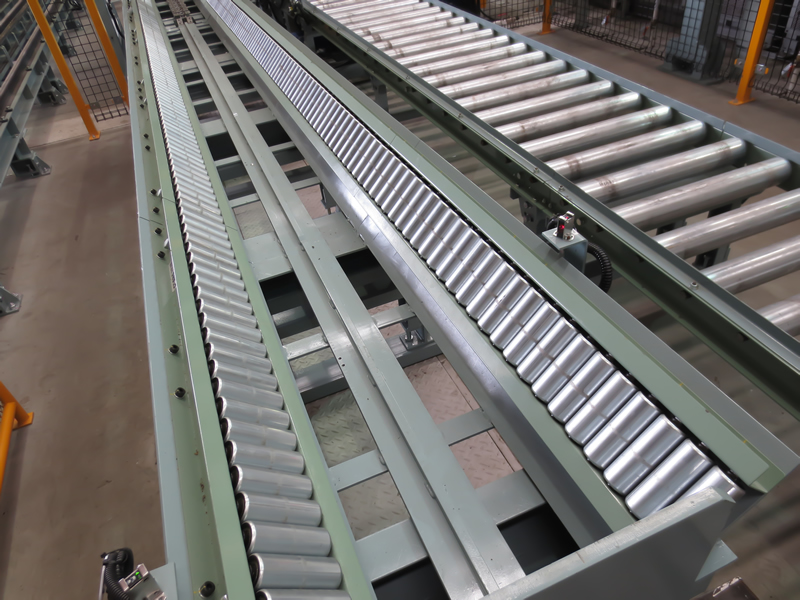 Conveyor Roller Section