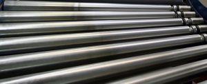 PVC (polyvinyl chloride) conveyor rollers