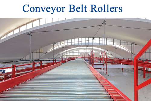 Conveyor Belt Rollers