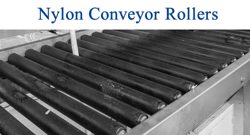 Nylon Conveyor Rollers