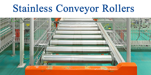 Stainless Conveyor Rollers, stainless steel rollers