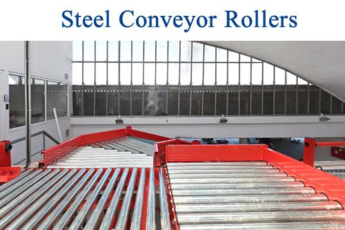 Steel Conveyor Rollers