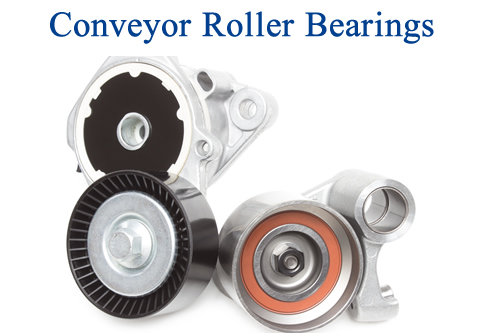 Conveyor roller Bearings bearings for conveyor rollers
